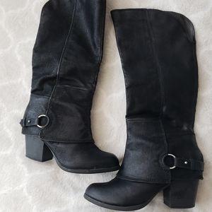 Fergalicious Tall Black Boots